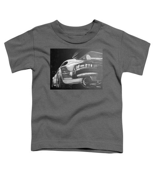 Porsche Turbo Toddler T-Shirt