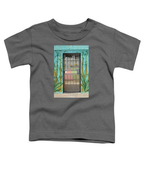 Porton Cerrado Toddler T-Shirt