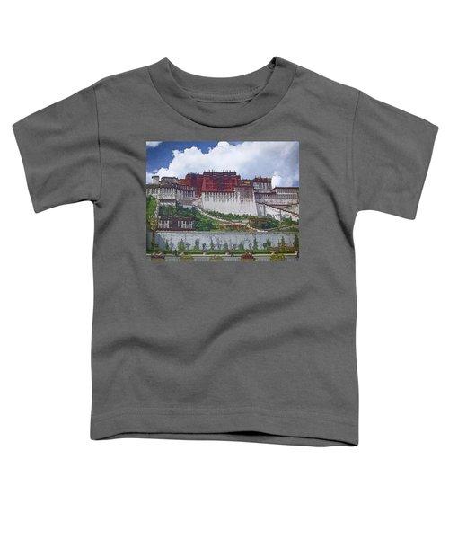 Potala Palace Toddler T-Shirt