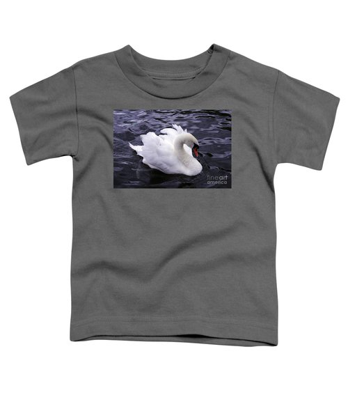 Pretty Swan Toddler T-Shirt