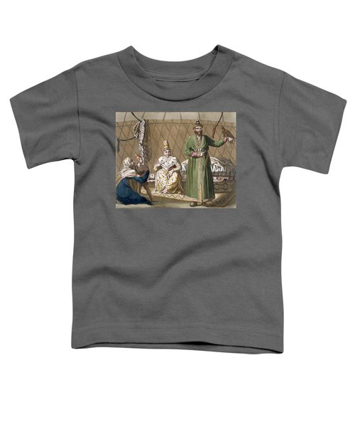 Prince And Head Of State Of The Kirghiz Toddler T-Shirt