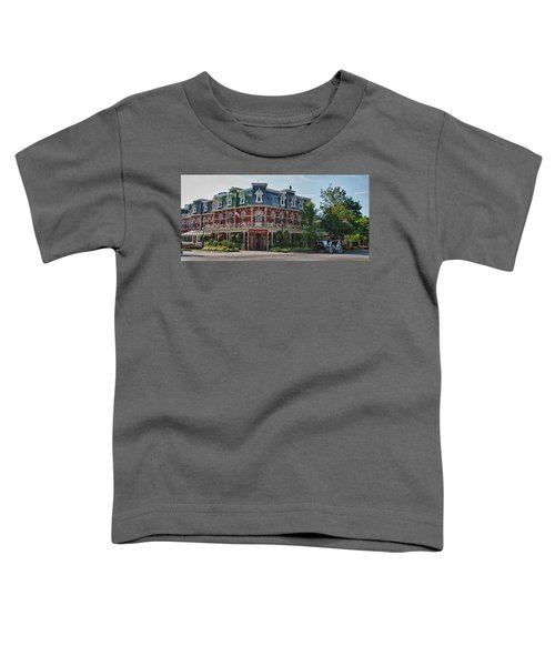Prince Of Wales Hotel 9000 Toddler T-Shirt