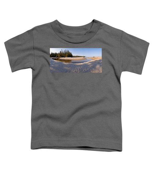 Toddler T-Shirt featuring the photograph Prisoners Cove   by Doug Gibbons