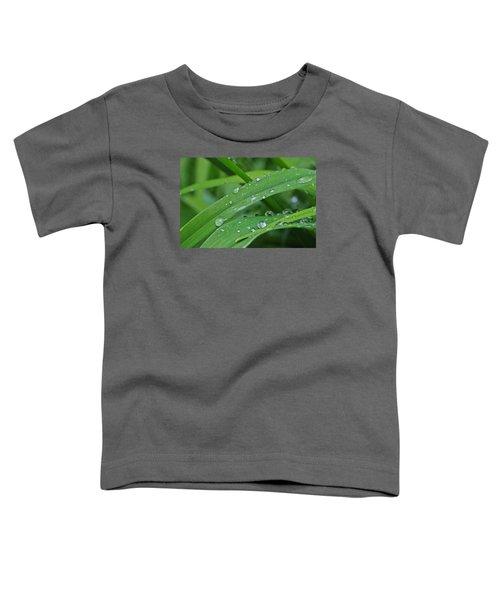 Pure Green Toddler T-Shirt