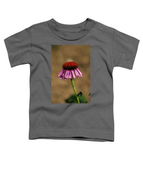 Purple Coneflower Toddler T-Shirt