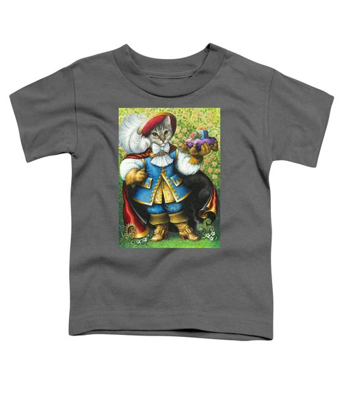 Puss-in-boots Toddler T-Shirt