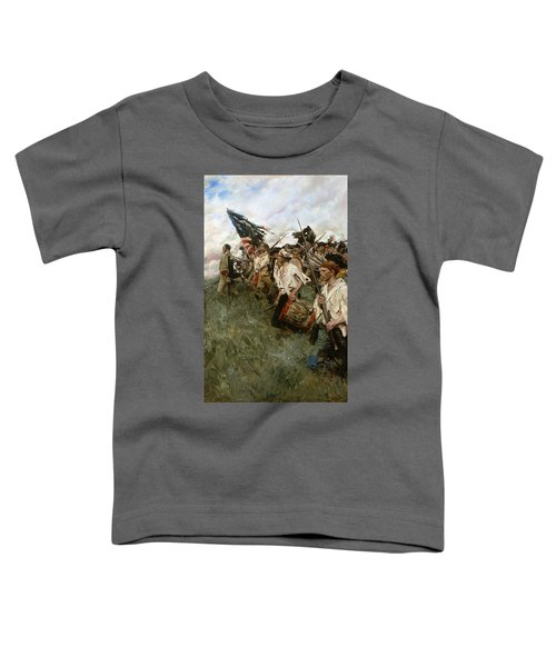 Pyle: Nation Makers, 1906 Toddler T-Shirt