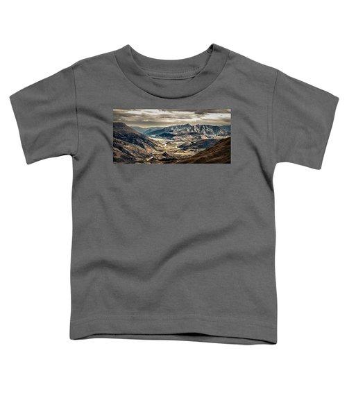 Queenstown View Toddler T-Shirt