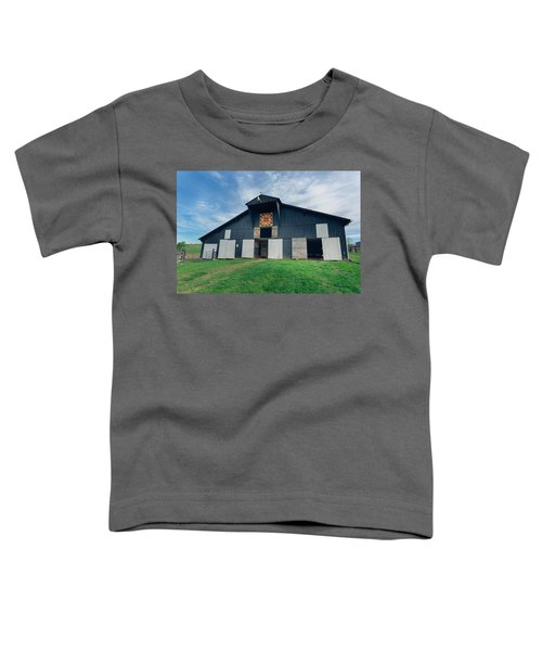 Quilted Barn Toddler T-Shirt