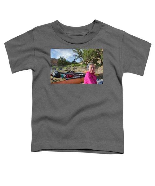 Rafting The Yampa Toddler T-Shirt