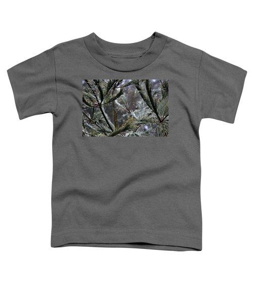 Rain On Pine Needles Toddler T-Shirt