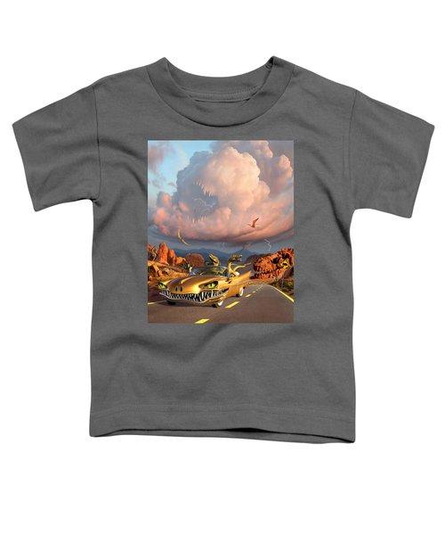 Rapt Patrol Toddler T-Shirt
