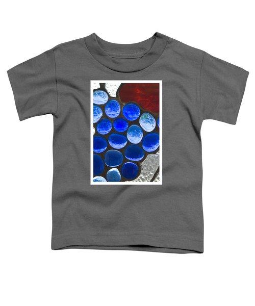 Red Blue Toddler T-Shirt