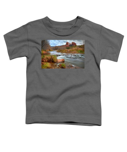 Red Rock Crossing Toddler T-Shirt