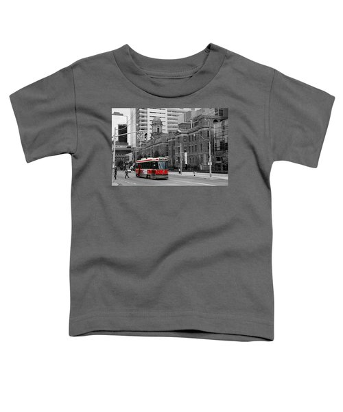 Red Rocket 36c Toddler T-Shirt