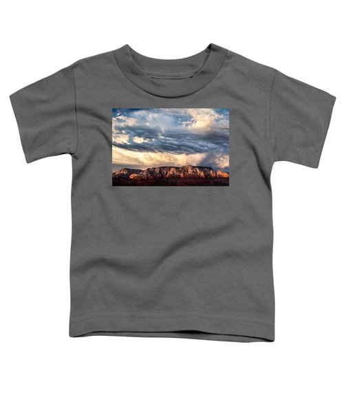 Red Rocks Of Sedona Toddler T-Shirt
