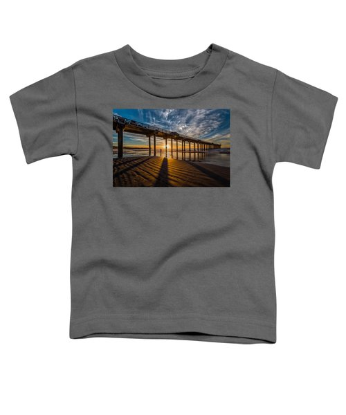 Reflection And Shadow Toddler T-Shirt