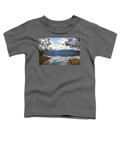 Reflections At Palisades Toddler T-Shirt