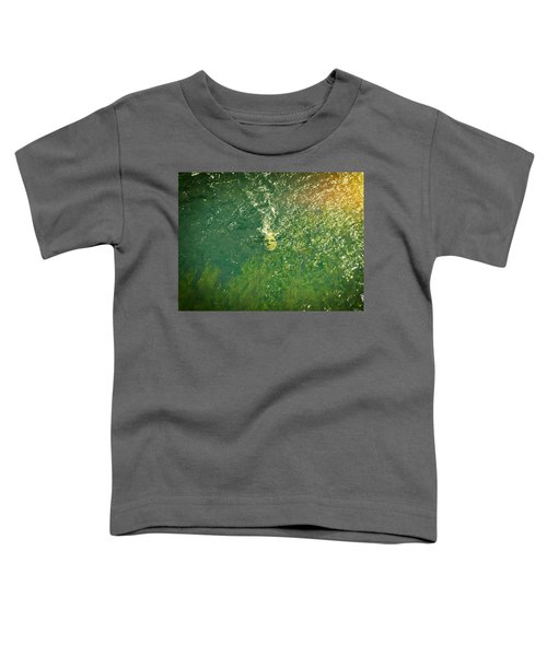 Reflections Of Time Toddler T-Shirt
