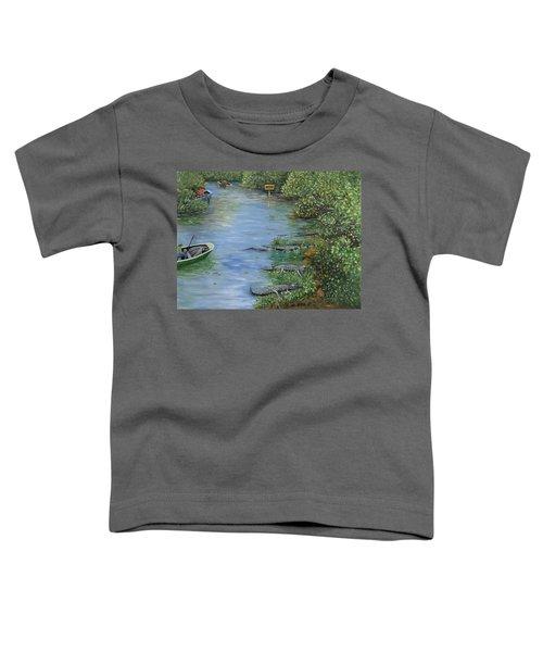 Refuge? Toddler T-Shirt