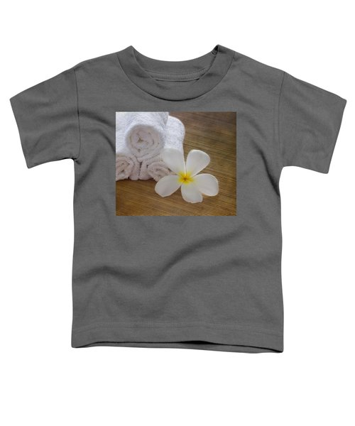 Relax At The Spa Toddler T-Shirt