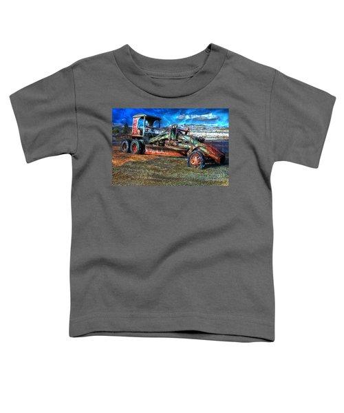 Retired Caterpillar Toddler T-Shirt