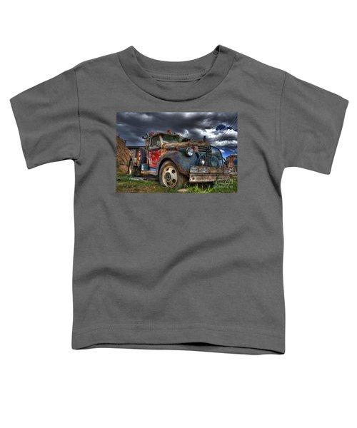 Retired Toddler T-Shirt