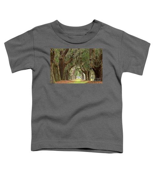 Retreat Avenue Of The Oaks Toddler T-Shirt
