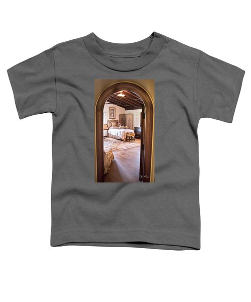Retreat To The Past Toddler T-Shirt