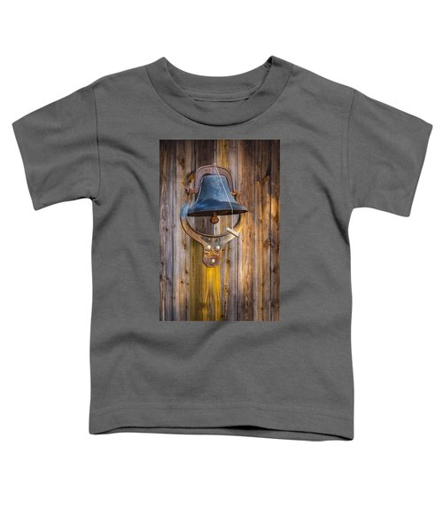 Ring My Tennessee Bell Toddler T-Shirt