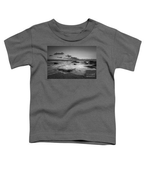 Risint Tide Bw Toddler T-Shirt