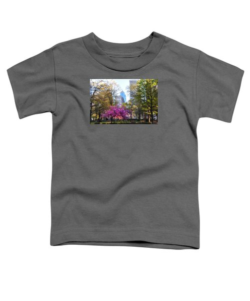 Rittenhouse Square In Springtime Toddler T-Shirt