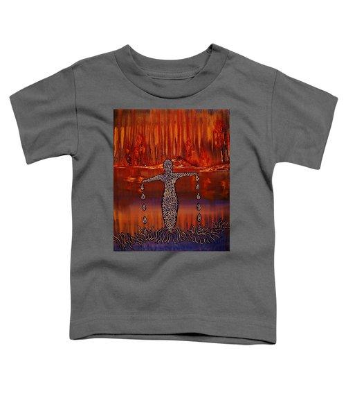River Dance Toddler T-Shirt