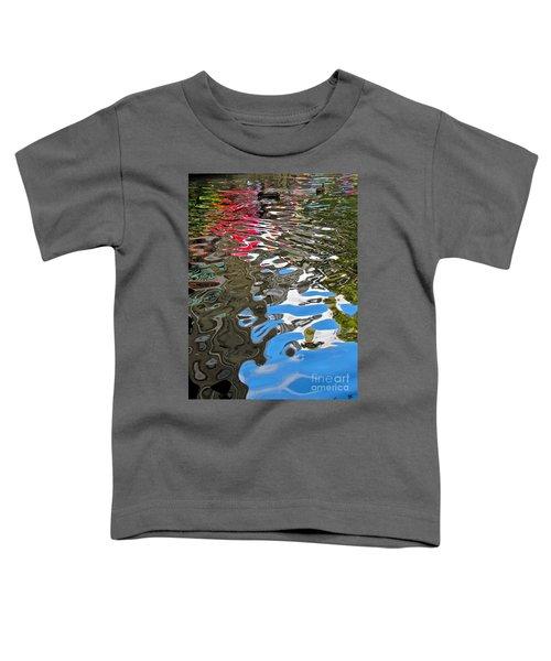 River Ducks Toddler T-Shirt