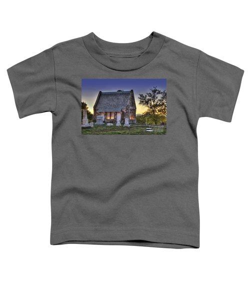 Riverside Cemetery Toddler T-Shirt