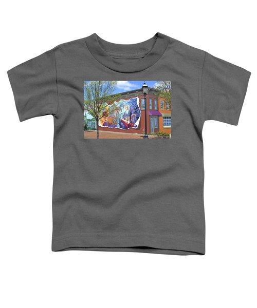 Riverside Gardens Park In Red Bank Nj Toddler T-Shirt