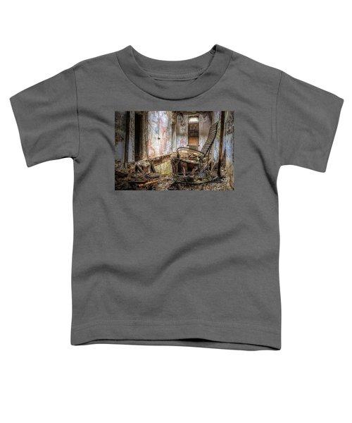 Rocking The Edge Toddler T-Shirt
