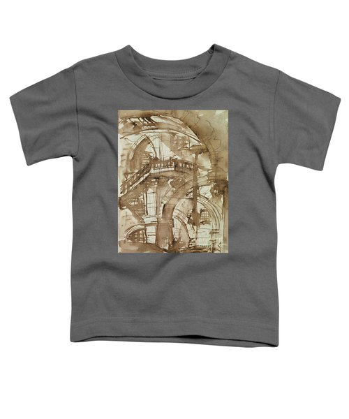 Roman Prison Toddler T-Shirt