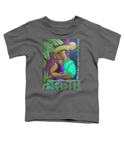 Romance Jibaro Toddler T-Shirt