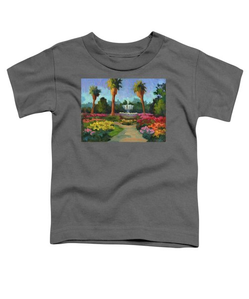 Rose Garden Toddler T-Shirt