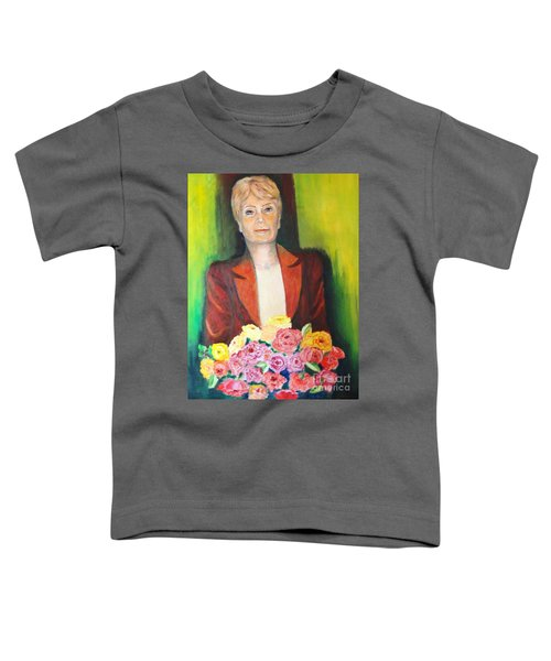 Roses For The Lady Toddler T-Shirt