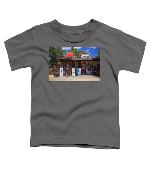Route 66 - Hackberry General Store Toddler T-Shirt