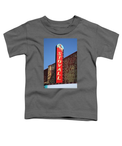 Route 66 - Stovall Theater Toddler T-Shirt