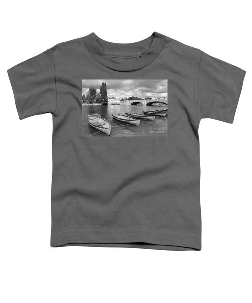 Rowing Boats Toddler T-Shirt