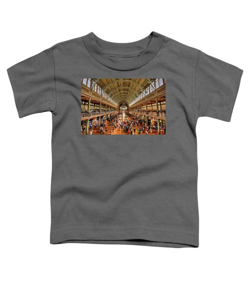 Royal Exhibition Building IIi Toddler T-Shirt