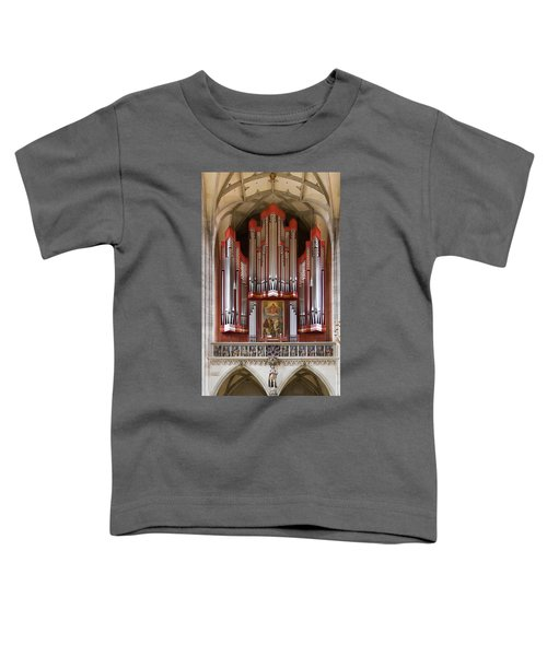Royal Red King Of Instruments Toddler T-Shirt