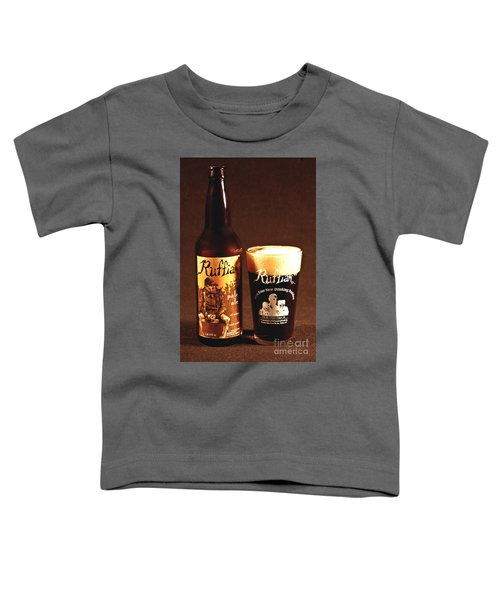 Ruffian Ale Toddler T-Shirt