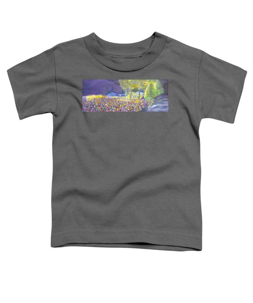 Head For The Hills At The Mish 2011 Toddler T-Shirt