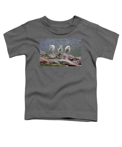 Running Scared Toddler T-Shirt
