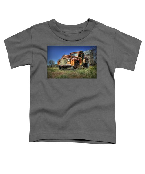 Rusty Reed Toddler T-Shirt